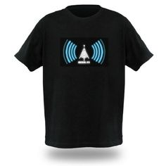 Interaktives T-Shirt zeigt die WLAN Stärke - http://dietollstensachen.de/interaktives-t-shirt-zeigt-die-wlan-staerke/ -  #Gadgets, #Männer, #Produkt, #Technik, #Textil, #verrückt, #witzig