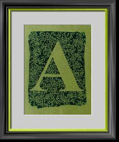 Composition typographique numéro 2