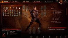 the witcher 2 ui - Google Search