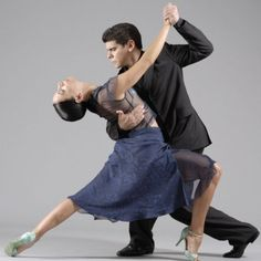 """Tone and Connection"" Tango Dance Workshop"