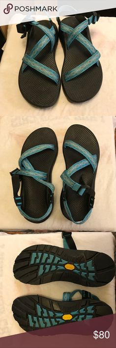 Women's Classic Chacos Size 10 Chaco Z/1 Classic Women's Sandal. Size 10. Worn probably 2-3 times, they are in perfect condition, I just don't need Chaco's in my wardrobe like I expected. Chaco Shoes Sandals