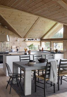 Hedda-hytta på Norsk Hyttesenter