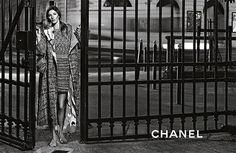Campanha da Chanel com a modelo Gisele Bündchen