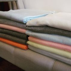 Autumn is just around the corner and these soft luxurious Italian throws are…