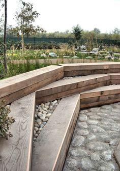 AG - Architettura dei Giardini e del Paesaggio — Il Giardino dei Piccoli Passi — Image 6 of 8 — Europaconcorsi