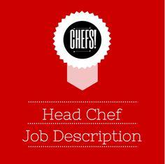 Resume CV Cover Leter Chef Duties And Responsibilities Banquet Chef Job Description Chef Job Description, Product Description, Resume Cv, Sample Resume, Chef Jobs, Future Jobs, Job Career, Part Time Jobs, Executive Chef