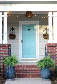 One Room Challenge: The Porch Project Reveal