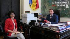 Am discutat cu primarul municipiului, Daniel Cristian Stan despre debutul anului școlar. În ce condiții vor începe activitatea creșele? Sunt Tv, Television Set, Television