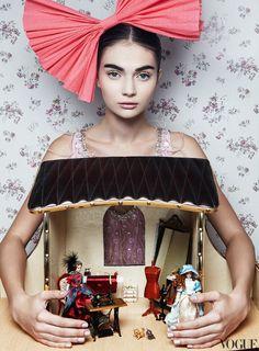 Vogue Russia Decembe