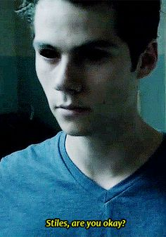 • Teen Wolf Dylan O'Brien au my own stiles stilinski dylan obrien Demon Stiles tylerhobriens •