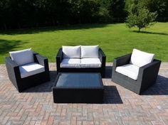 Sargasso Rattan Garden Sofa | Oceans Outdoor Furniture