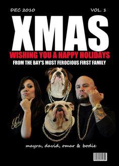 the farley house christmas card 2010.