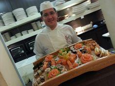 Esse é o chef Sérgio qualidade e perfeição em tudo que cria!