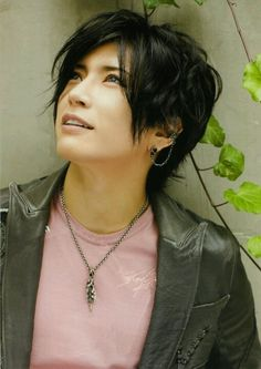 Gackt Camui so androgenous Pop Kpop, Miyavi, Gackt, How To Look Handsome, Japanese Boy, Cute Actors, Japanese Artists, Asian Actors, Visual Kei