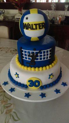 Torta cake voley