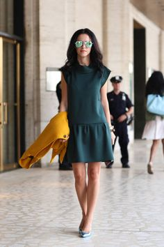 September 10 NYC Street Style - New York Street Style Pictures - ELLE