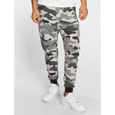 Shop online Bangastic Men's Sweat Pant Bruce in camouflage from CompleX. cool joggers from Bangasticdrawstring inside at the waistbandside pockets with zippersoft roughened inner materialdeep stepcomfortable fit Brand: Bangastic Cat .: Jogging pants Co Mens Fashion Online, Online Fashion Stores, Men's Fashion, High School Fashion, Mens Sweatpants, Men's Pants, Jogging, Camouflage, Fitness