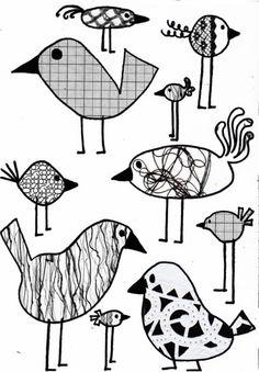 """""""zen birds."""""""