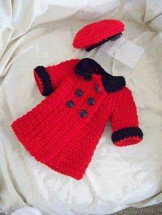 Saco crochet.
