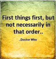 ahhhh ....soooo DR WHO was A D D toooo.