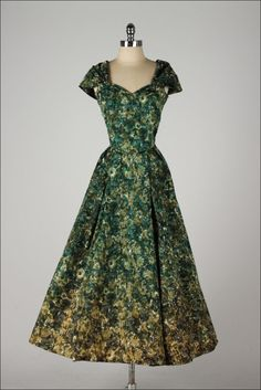 Dress1950sMill Street Vintage More