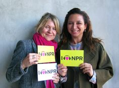 Maya Rudolph and Gretchen Lieberum of Princess sure love Prince, but have plenty to go around for NPR as well!