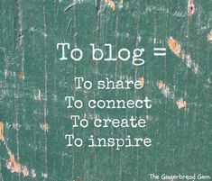 3 Things I Wish Someone Told Me About Blogging When I Started - Follow the link