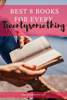 The Top 8 Books Every Twentysomething Woman Ought to Read to Get Through Life's Major Milestones | More health, fitness and wellness at htttps://msfitfarmer.com