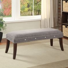 Found it at Wayfair - Upholstered Bedroom Bench