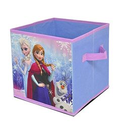 Disney Frozen Snowflake Trio Storage Cube Toy, - Most Wanted Christmas Toys Collapsible Storage Cubes, Cube Storage, Disney Furniture, Kids Furniture, Kids Bedroom Accessories, Confetti Wall, Frozen Merchandise, Frozen Snowflake, Disney Bedrooms