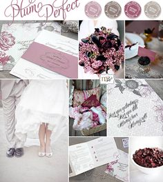 Inspiration Board from Magnolia Rouge