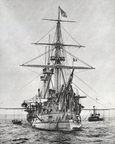 Océan in 1870