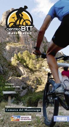 RUTAS BTT: COMARCA DEL MAESTRAZGO. Las 10 rutas se distribuyen entre dos puntos de acogida: Fortanete y Las Cuevas de Cañart. La dureza de los trazados, debido al territorio montañoso que atraviesan, se ve recompensada por el descubrimiento de lugares donde incluso no es posible el acceso con otro tipo de vehículos. Disponible en el CDAMA @ http://roble.unizar.es/record=b1684762~S4*spi y en La Cicleria @ http://www.lacicleria.com/socialclub/biblioteca-zona-wifi/