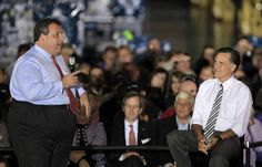 Rubio, Christie planning sleepover with the Romneys | Deseret News