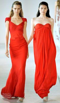 http://www.weddinginspirasi.com/2011/09/28/antonio-berardi-spring-2012-ready-to-wear/ : antonio berardi spring summer 2012 rtw