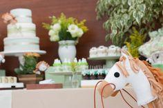 Hobby Horse Neutral Baby Shower - Bella Paris Designs