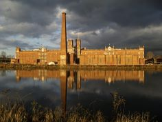 Sibley Mill. Built by Great-Great-Grandfather.