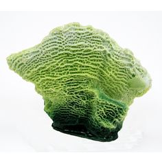 Artificial Coral: Lettuce Coral – Medium #147 $20.28 SHOP NOW at LivingColor.com Available in Aqua and Light Green. Dimensions: 5″ x 2″ x 5″