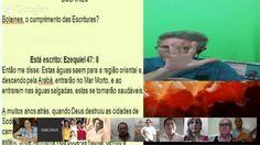 JÁ NÃO RESTA MAIS TEMPO. PREPARA-TE - David Santana - SIMCEROS - 080215 Você está preocupado com a seca que atinge o Brasil?   NO INFERNO NÃO EXISTE UMA GOTA DE ÁGUA.  NO CÉU NÃO EXISTE TEMPLO. JESUS CRISTO É O TEMPLO.  DEUS FAZ BROTAR ÁGUA PURA ONDE NO PASSADO DETERMINOU A DESTRUIÇÃO DE SODOMA E GOMORRA. SÃO OS BOLAINES QUE FORMAM RIOS E DÃO VIDA AO MAR MORTO.  DEUS FAZ SECAR O RIO EUFRATES PARA QUE O EXÉRCITO DO ORIENTE MARCHE SOBRE ISRAEL.  Você está tranquilo quanto à sua vida futura?