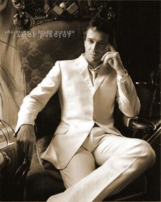 JAMES PUREFOY... 'Some things just work. There is elegance in simplicity'