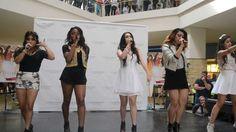 Miss Movin' On - Fifth Harmony - Portland Oregon 08/14/13