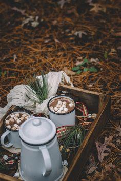 Chai Tea Hot Chocolate | TermiNatetor Kitchen - Nathaniel Crawford