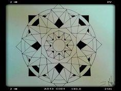 Estrella 6-10 #Cheb2015-#GeometrikArt