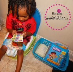 10 Tips for your Potty Training Journey!