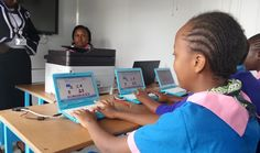 Samsung Solar Powered Internet School Bridges Digital Gap Beyond The School