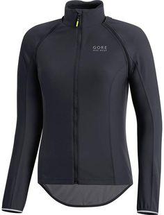 Gore Bike Wear Power Lady Gore Windstopper Zip-Off Jersey - Women s 1ce862fef