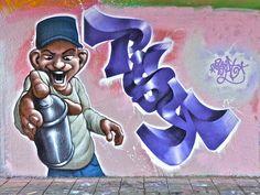 Den Haag Graffiti : PSY (2HT) | Flickr: Intercambio de fotos