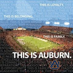 I want to go to an Auburn game so bad