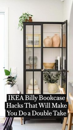 Home Design, Interior Design, Ikea Furniture, Ikea Hacks, Home Decor Inspiration, Home And Living, Home Projects, Making Ideas, Decoration