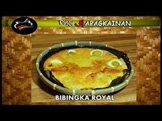 Pinoy Hapagkainan BIBINGKA ROYAL